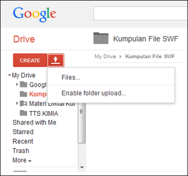 how to stop a file uploading to google drive